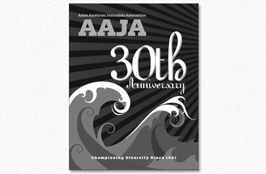 AAJA 30th Anniversary Booklet